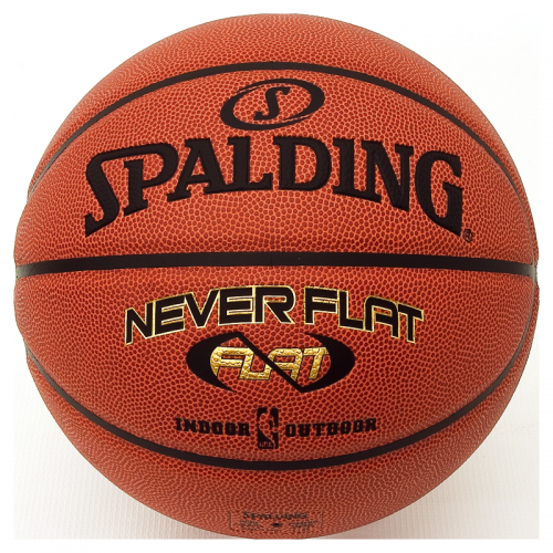 Spalding Basketball NBA Neverflat Gr. 7
