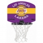 Preview: Spalding Mini-Basketballkorb-Set NBA Logoman