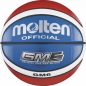 Preview: Molten Basketball Blau/Rot/Weiß Gr. 6