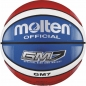 Preview: Molten Basketball Blau/Rot/Weiß Gr. 7