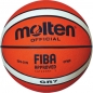 Preview: Molten Basketball FIBA Official Orange/Ivory Gr. 7