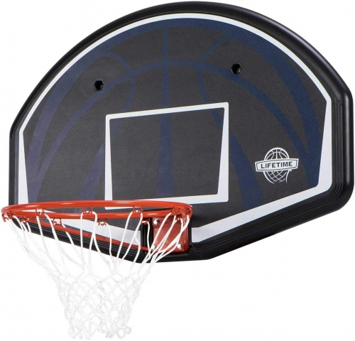 Lifetime Dallas Basketballkorb mit Backboard