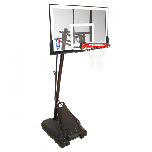 Spalding Basketballanlage NBA Gold Portable