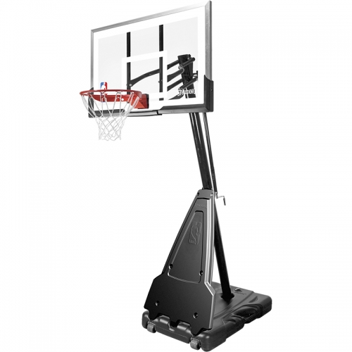 Spalding Basketballanlage NBA Platinum Portable
