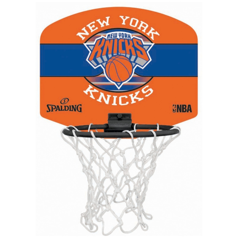 Spalding Mini-Basketballkorb-Set NBA NY Knicks